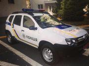 Украинская полиция купила 100 новеньких Renault Duster