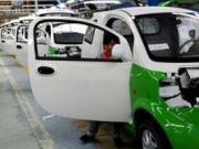 Китай припиняє субсидування виробництва електромобілів