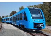 У Німеччині з 2021 року почнуть курсувати перші у світі водневі потяги