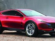 Ferrari вирішила випустити свій перший кросовер