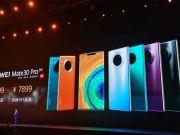 Huawei представила дешевые версии своих флагманских смартфонов