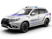 МВД получило 635 гибридных автомобилей Mitsubishi (фото)