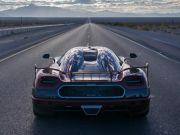 Koenigsegg покажет гиперкар с максимальной скоростью 500 км/ч