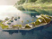 Сингапурский стартап построит первую в мире плавучую деревню