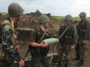 Сили АТО розгромили табір сепаратистів під Слов'янськом, вбито мінімум 250 бойовиків - ЗМІ