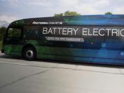 Электрический автобус проехал почти 1800 километров на одном заряде батареи (видео)