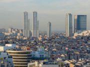 В Стамбуле снесут три небоскреба, которые портят панораму города