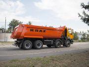 Завод «АвтоКрАЗ» выпустил новые грузовики