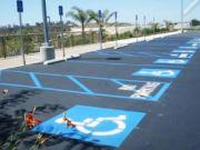 Мінрегіон зобов'язав автопарковки облаштовувати місцями для інвалідів