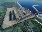 Уряд Грузії розірвав контракт на будівництво мегапорту у Чорному морі