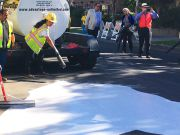 В Лос-Анджелесе покрасят дороги для борьбы с глобальным потеплением
