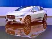 Електрокросовер Jaguar I-Pace став найбільш продаваним новим електромобілем в Україні за підсумками 2019 року