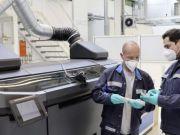 Volkswagen будет использовать новую технологию 3D печати, которая снизит вес деталей в два раза