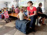 Єврокомісія виділить кошти для облаштування переселенців з Криму та Донбасу