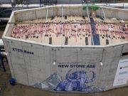 Построено первое в мире хранилище энергии в камнях