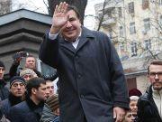 Саакашвілі планував мітинг під ВР за гроші Курченка — версія Луценка (відео)