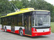 Київ отримає 40 тролейбусів «Богдан»