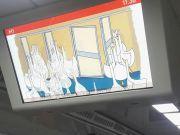 В столичном метро запустили новую видеоинформационную систему