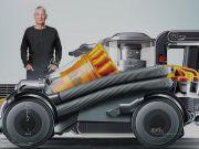 Dyson работает над целой линейкой электромобилей