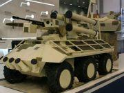 Украинская бронемашина «Фантом 2» наделала шороха в ОАЭ (видео)