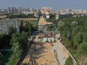 Кличко показав, як будують метро на Виноградар (відео)