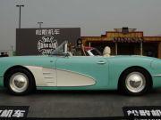 Chevrolet простила китайцам выпуск копии легендарного Corvette