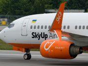 У SkyUp заявили про можливе банкрутство авіакомпанії