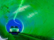 Під Лас-Вегасом запрацював Hyperloop Ілона Маска