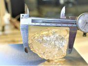 В Африке нашли алмаз, который может быть третьим крупнейшим в мире