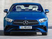 Оновлений Mercedes-Benz CLS 2021 представлений офіційно (фото)
