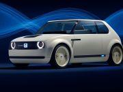 Honda показала серійний Urban EV
