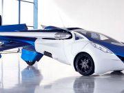 AeroMobil собирается вывести летающий автомобиль на рынок Азии